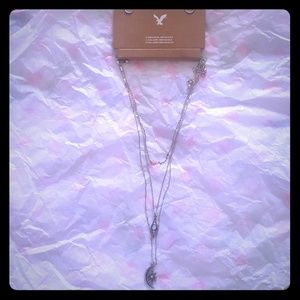 NWT American Eagle set of 3 necklaces